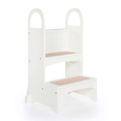 Picture of Guidecraft High Rise Step-Up - White