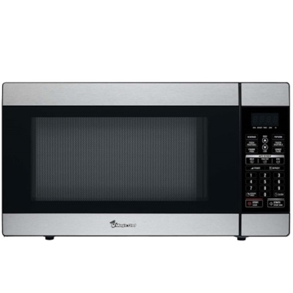 Picture of Magic Chef 1.8 Cu. Ft. Microwave - Stainless Steel