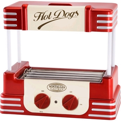 Picture of Nostalgia Electrics™ Retro™ Hot Dog Roller