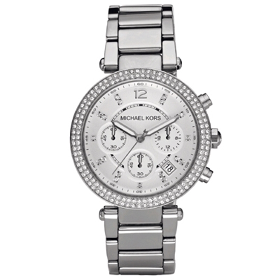584b327408c0a MileagePlus Merchandise Awards. Michael Kors Ladies  Watch with ...