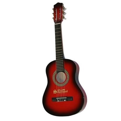Picture of Schoenhut® Acoustic Guitar - Red/Black