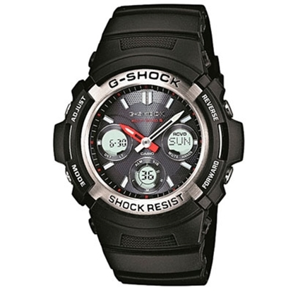 Picture of Casio Solar Atomic G-Shock Men's Watch - Black