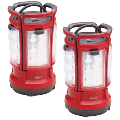 Picture of Coleman 8D LED Quad Lanterns - Set of Two