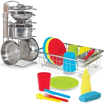 Picture of Melissa & Doug® Let's Play House! Kitchen Sets