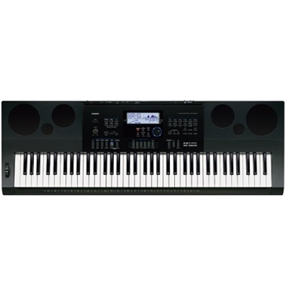 Picture of Casio Piano-Style Touch Response Keyboard