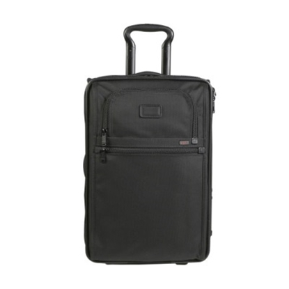 Picture of Tumi Alpha 2 International Wheeled Carry-On - Black