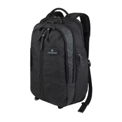 "Picture of Victorinox 17"" Vertical-Zip Laptop Backpack - Black"
