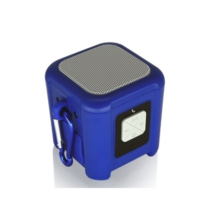 Picture of NUU Riptide Outdoor Waterproof Bluetooth Speaker - Blue