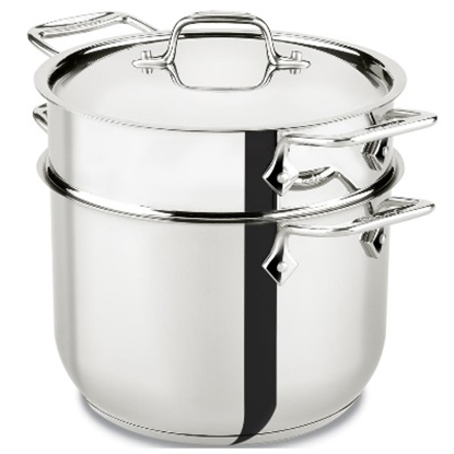 Picture of All-Clad 6-Quart Pasta Pot