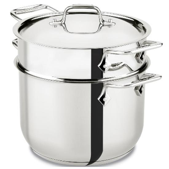 Picture of All-Clad 6-Quart Pasta Pot