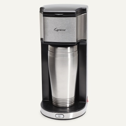 Picture of Capresso On-The-Go Coffee Maker with Travel Cup