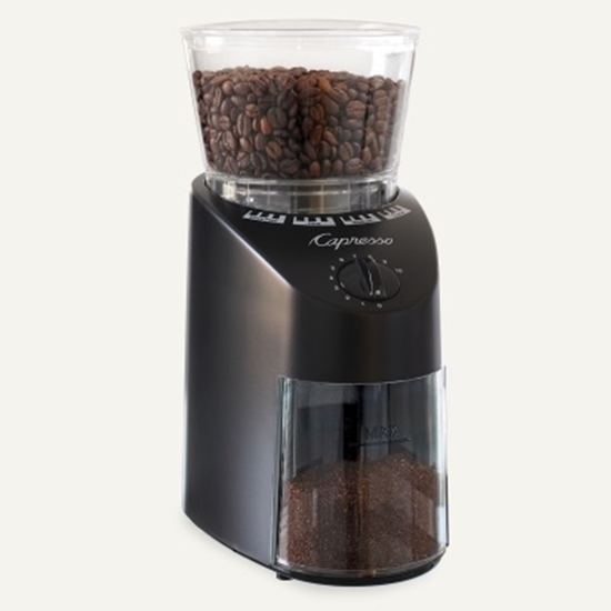 Picture of Capresso Infinity Conical Burr Grinder - Black