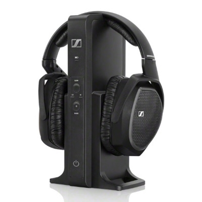 Picture of Sennheiser RS 175 Wireless Headphones - Black