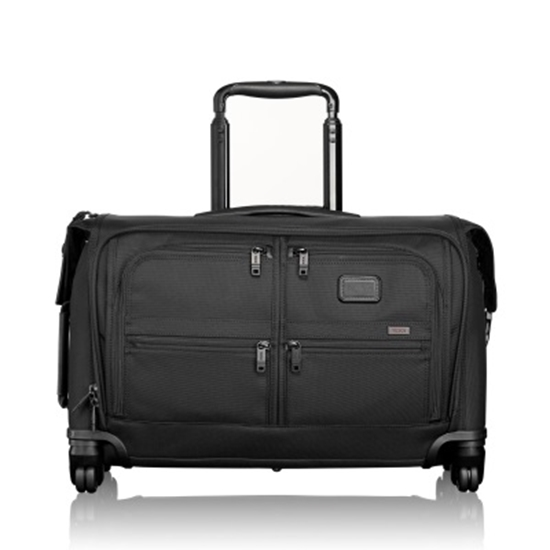 Picture of Tumi Alpha 2 Carry-On Four-Wheeled Garment Bag - Black