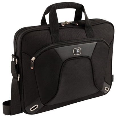 Picture of Wenger Administrator 16'' Briefcase - Black