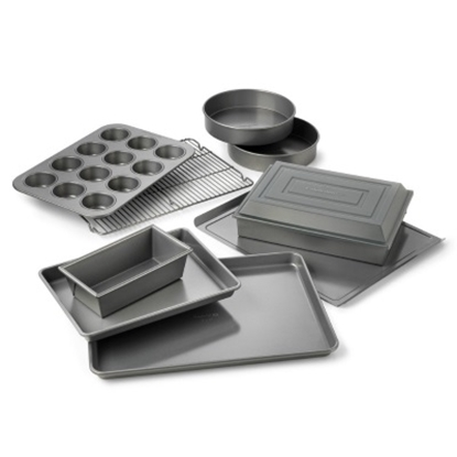 Picture of Calphalon® Gourmet 10-Piece Nonstick Bakeware Set