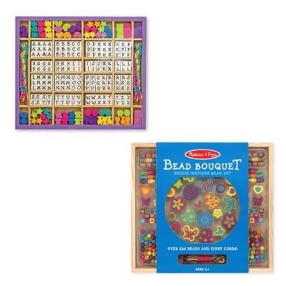 Picture of Melissa & Doug® Arts & Crafts Bead Set