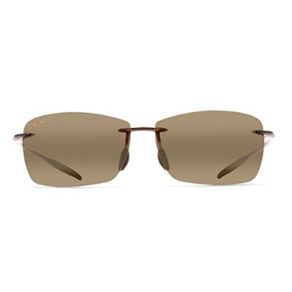Picture of Maui Jim® Lighthouse Sunglasses - Rootbeer/HCL Bronze