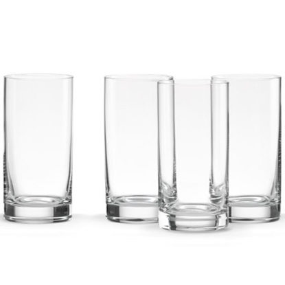 Picture of Lenox Tuscany Classics Cylinder Highball Glasses - Set of 4