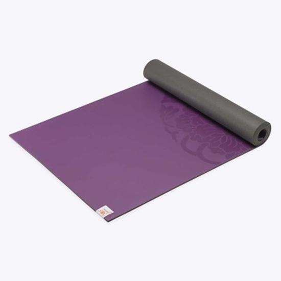 Picture of Gaiam® Sol Sure-Grip Yoga Mat - Purple