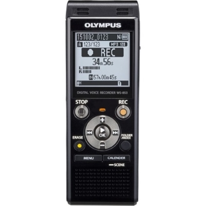 Picture of Olympus 8GB Digtial Voice Recorder - Black