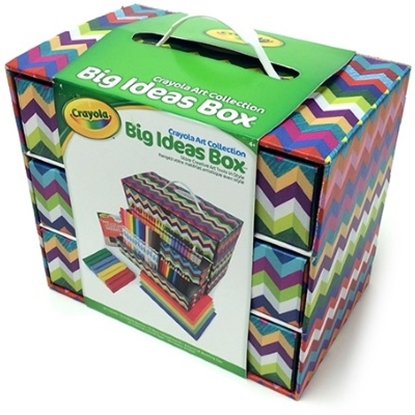Picture of Crayola Art Collection: Big Ideas Box