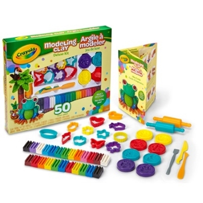 Picture of Crayola Art Collection: Make & Shape Clay Kit