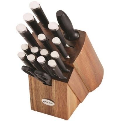 Picture of Anolon® 17-Piece Knife Block Set