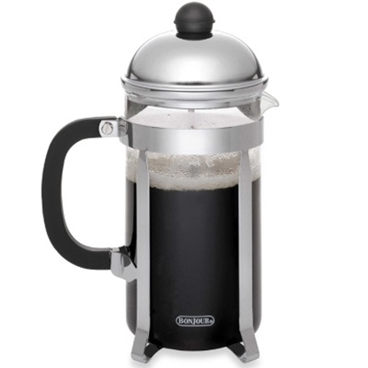 Picture of BonJour® 3-Cup Monet Stainless Steel French Press