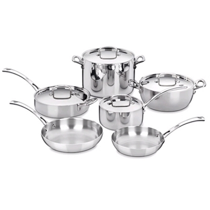Picture of Cuisinart® French Classic 10-Piece Cookware