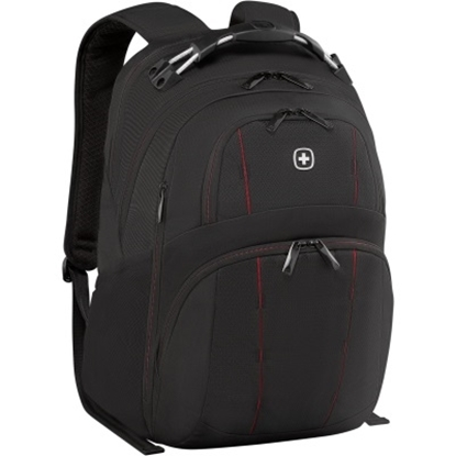 Picture of Wenger Tandem 16'' Laptop Backpack - Black
