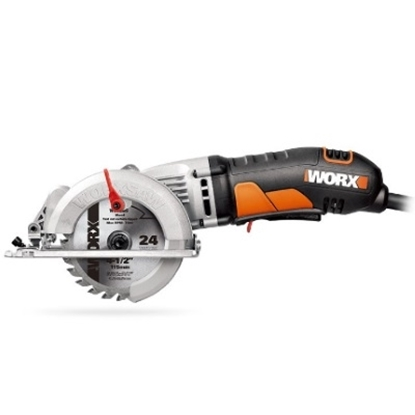 Picture of WORX 4-1/2'' WORXSAW Compact Circular Saw