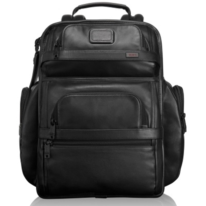 Picture of Tumi Alpha 2 T-Pass Business Class Leather Brief Pack