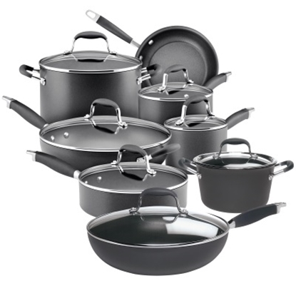 Picture of Anolon® Advanced 15-Piece Cookware Package