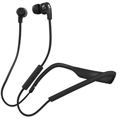 Picture of Skullcandy Smokin' Buds 2 Wireless Headphones - Black/Chrome
