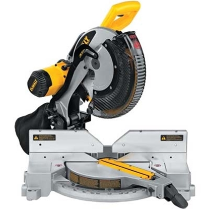 "Picture of DeWalt Heavy Duty 12"" Double Bevel Miter Saw"