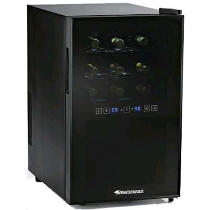 Picture of Wine Enthusiast® 18-Bottle Wine Refrigerator
