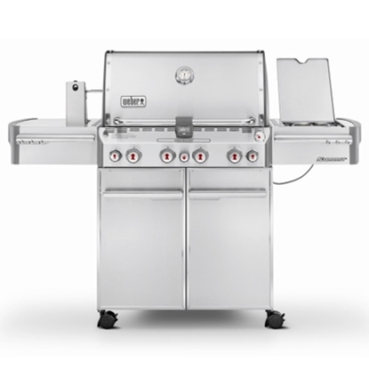 Picture of Weber® Summit® S-470™ LP Gas Grill