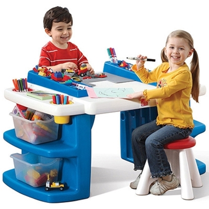 Picture of Step2® Build & Store Block and Activity Table