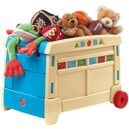 Picture of Step2® Lift & Roll Toy Box