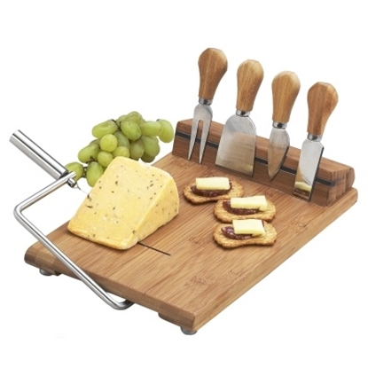 Picture of Picnic at Ascot™ Silton Cheese Board Set