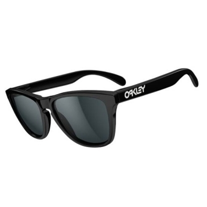 Picture of Oakley Men's Frogskins® Sunglasses - Black/Grey