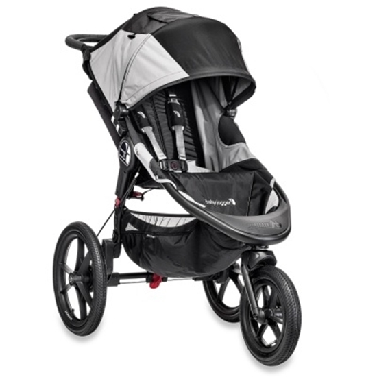 Picture of Baby Jogger® Summit™ X3 Single - Black/Gray