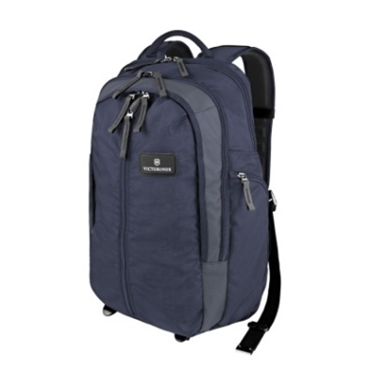 "Picture of Victorinox 17"" Vertical-Zip Laptop Backpack - Navy"