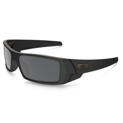 Picture of Oakley Gascan® Polarized Sunglasses - Matte Black
