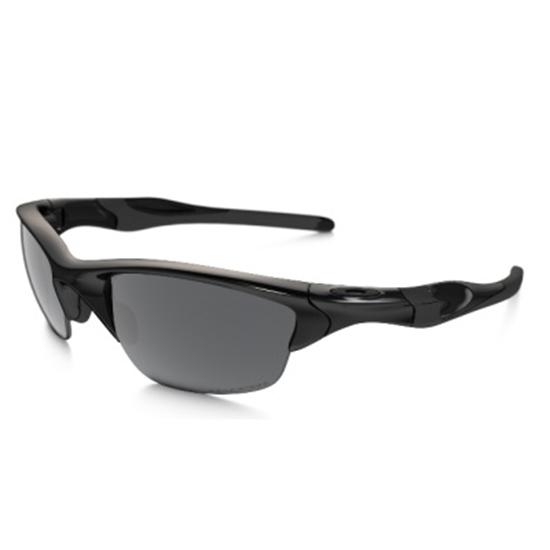 Picture of Oakley Polarized Half Jacket® 2.0 Sunglasses - Black