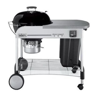 Picture of Weber® Performer® Premium Charcoal Grill - Black