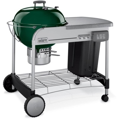 Picture of Weber® Performer® Deluxe Charcoal Grill - Green