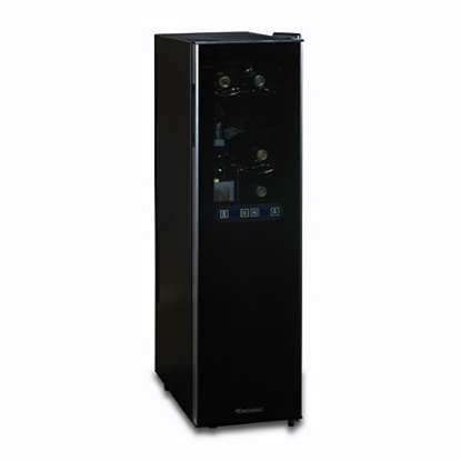 Picture of Wine Enthusiast Silent 18-Bottle Slimline Wine Refrigerator