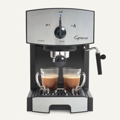 Picture of Capresso Stainless Steel Pump Espresso & Cappuccino Machine
